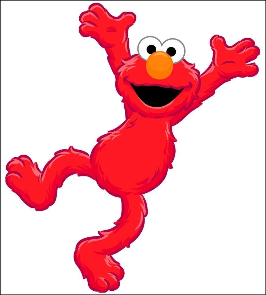 Sesame Street clipart logo Art Clipart Elmo Dorothy Clipart