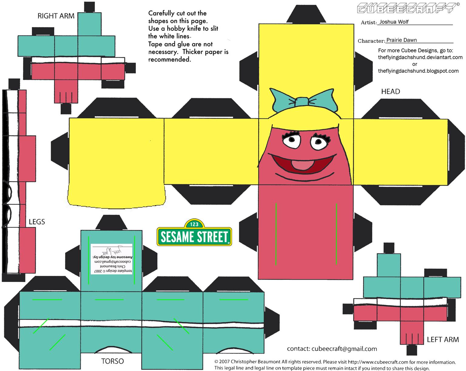 Sesame Street clipart prairie dawn Cubee by DeviantArt Explore Prairie