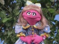 Sesame Street clipart prairie dawn  Brill Prairie Dawn Fran