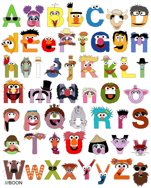 Sesame Street clipart prairie dawn Mike Bert Street Design: Elmo