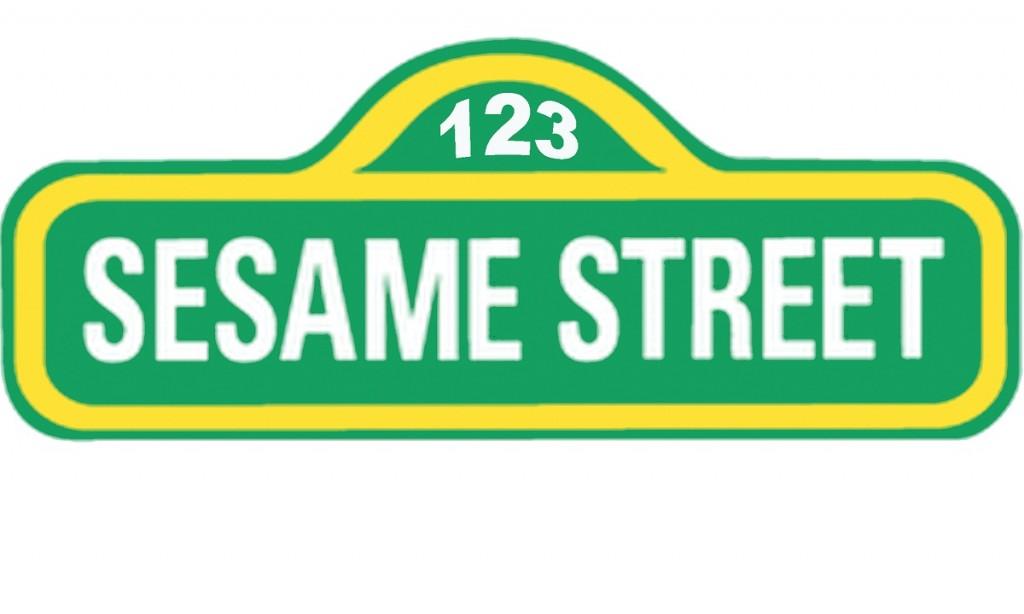 Sesam Street clipart street sign Art Download Clip Clipart
