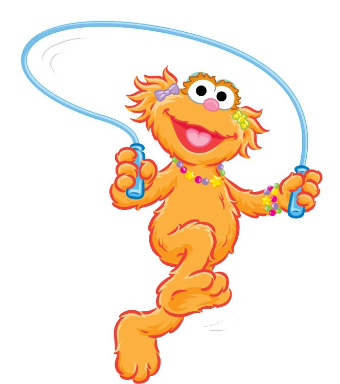Sesame Street clipart zoey On this Find Street 45