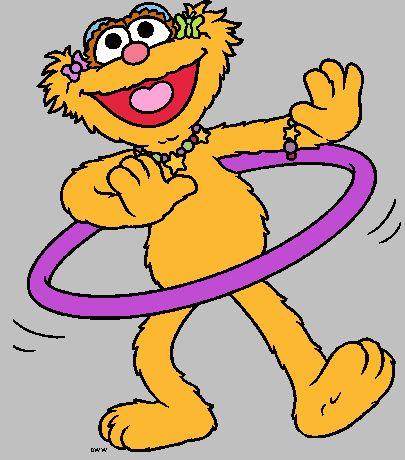 Sesame Street clipart zoey Wild: Street Sesame 2014 Sesame