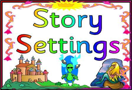 Setting clipart Art Story Story Clip Clipart