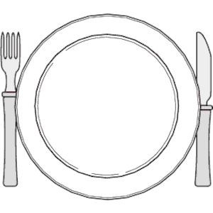 Setting clipart black and white Clipart And White com Setting