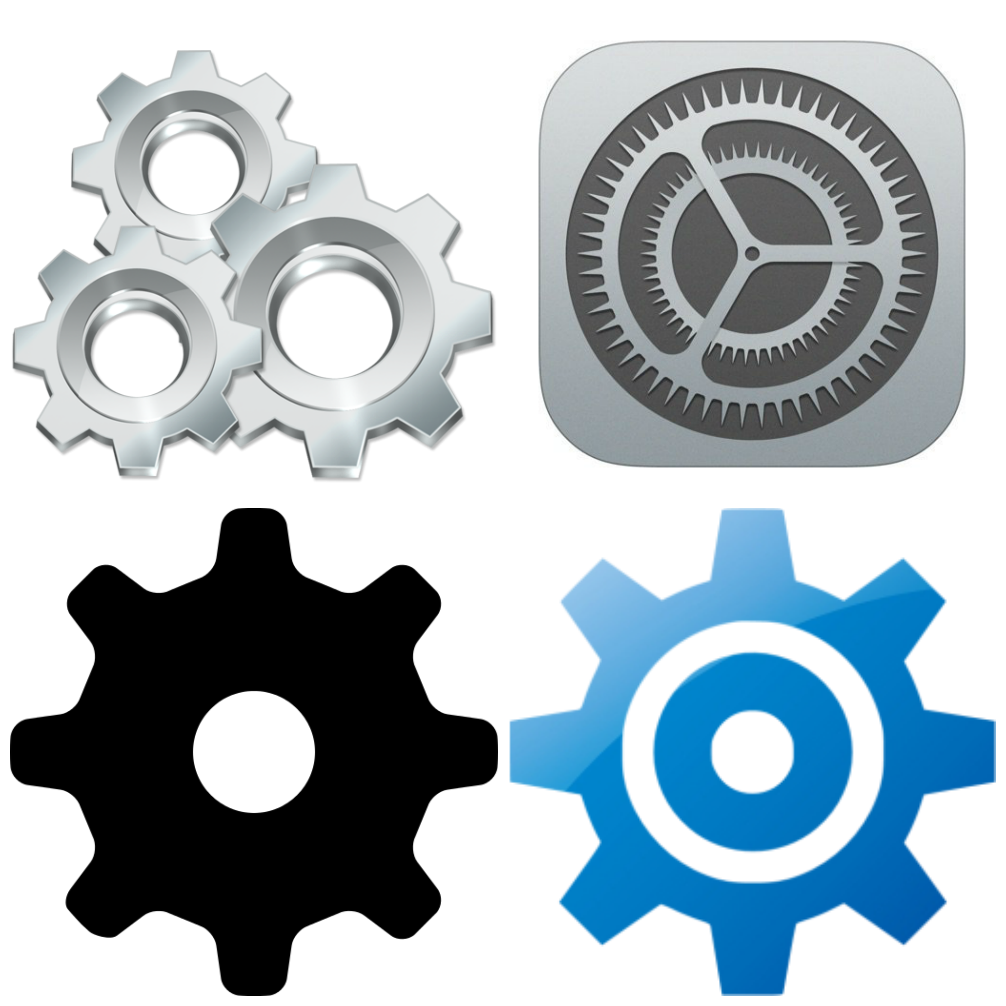 Setting clipart many gear Download Settings at Icons8 Free
