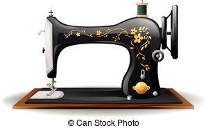 Sewing Machine clipart Art machine Sewing  Sewing