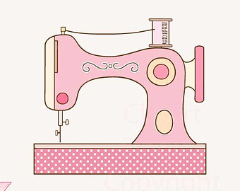 Patchwork clipart sewing Commercial Use Sewing Sewing Clipart
