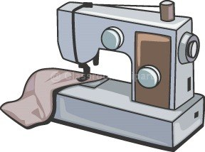 Sewing Machine clipart Sewing clipart sewing Sewing machine