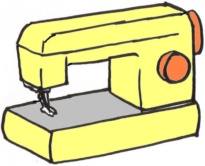 Machine clipart clip About ClipartAndScrap Sewing use on