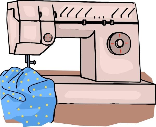 Sewing Machine clipart Svg clip in Sewing Machine