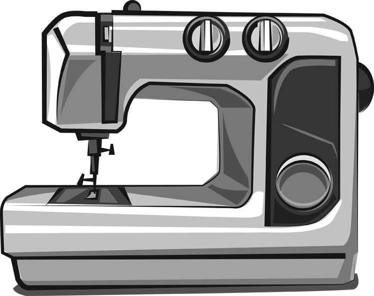 Sewing Machine clipart Clipart Sewing Sewing Machine #11