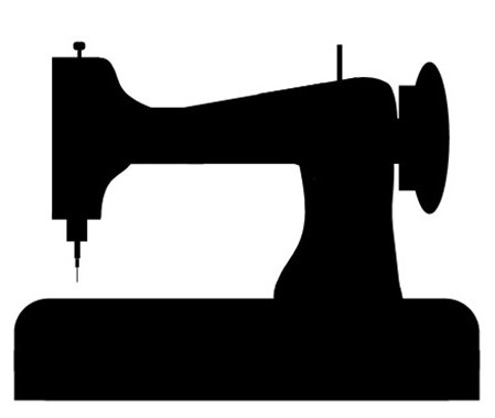 Sewing Machine clipart #15