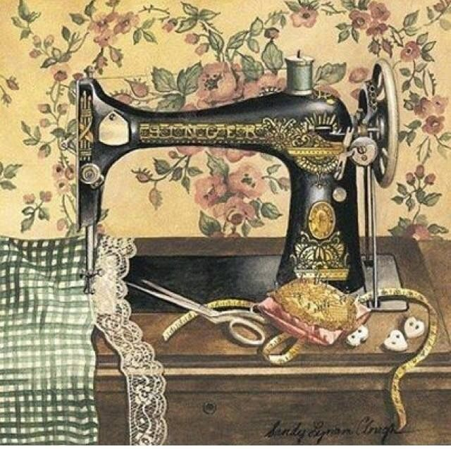 Sewing Machine clipart wallpaper #8