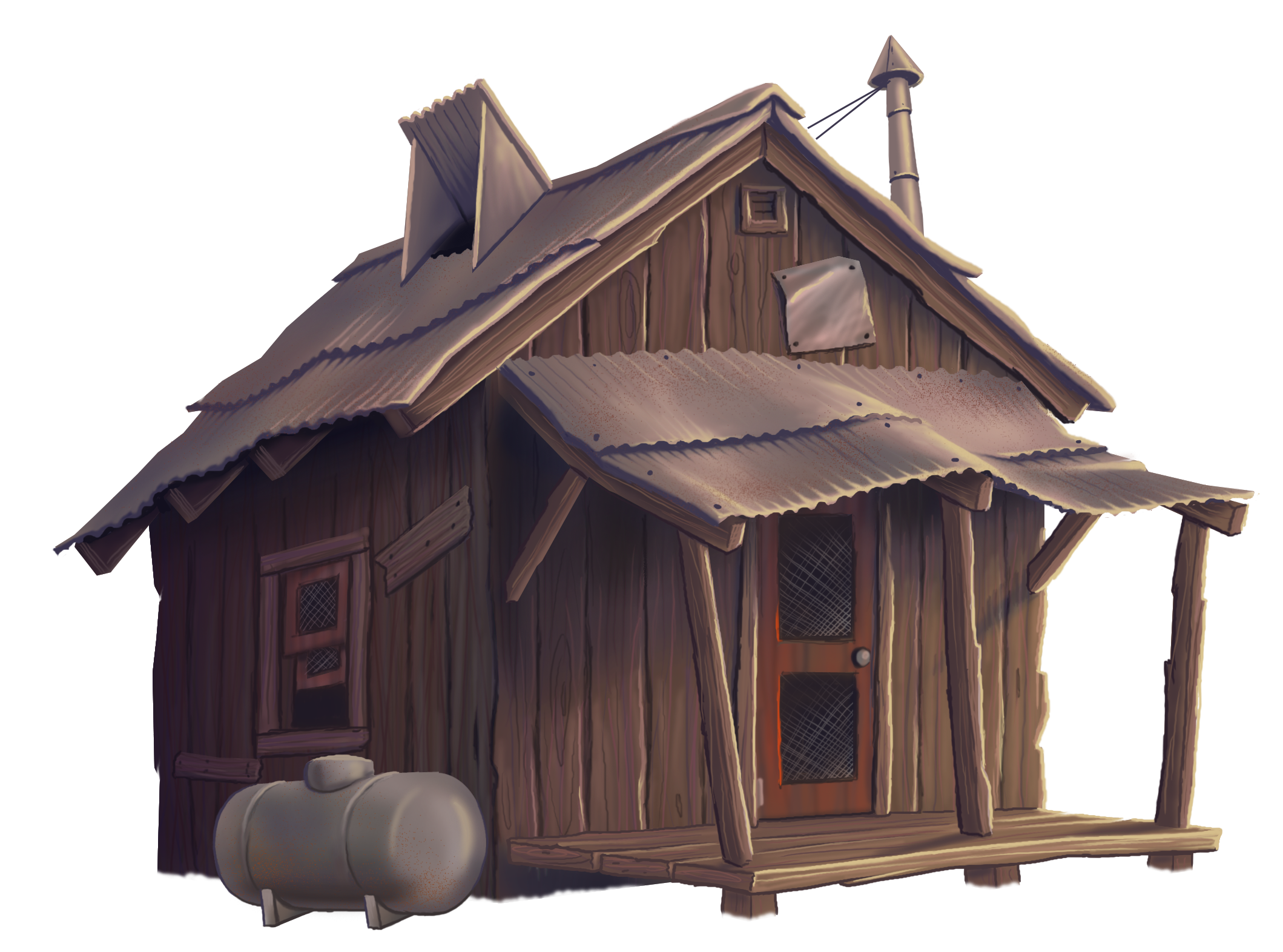 Shack clipart brown house Shack Clip Shack Shack Download