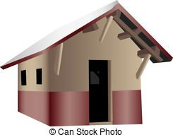 Shack clipart brown house Shack of A Shack Clipart
