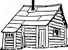 Shack clipart brown house Shack Free Shack Clipart