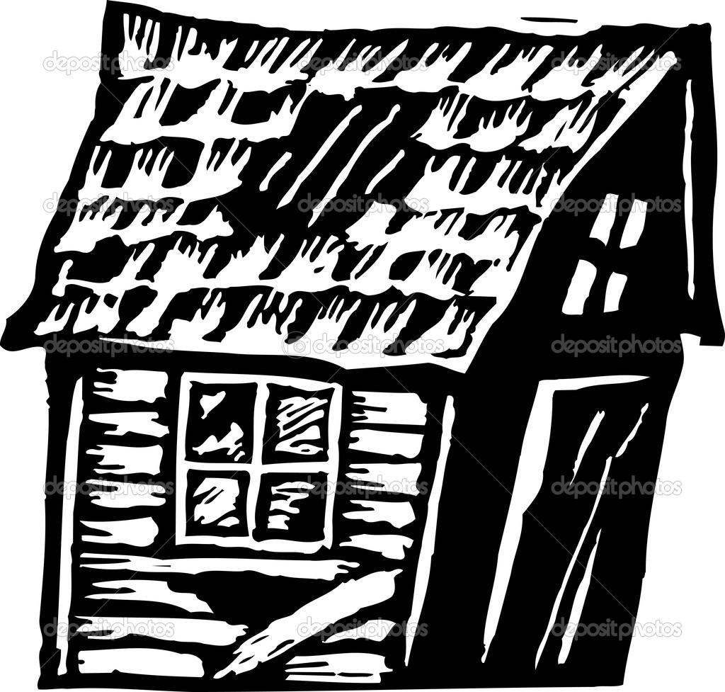 Shack clipart different house Download Stock #30503217 Illustration illustration