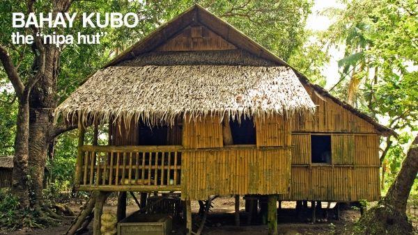 Shack clipart nipa hut Bato Comparative  Philippines and