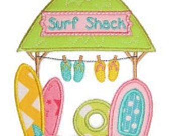 Shack clipart surf shack Or Shirt Shirt Onesie Etsy