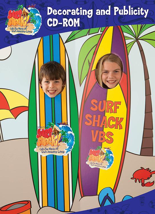 Shack clipart surf shack CD Shack Publicity ROM