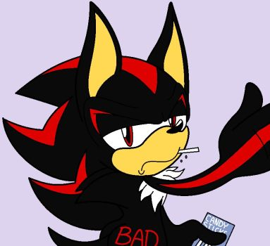 Shadow clipart bad #15