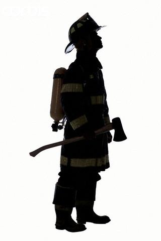 Shadow clipart fireman Signs Fireman Wall Firemen Fireman