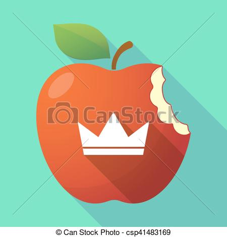 Shadow clipart fruit #14