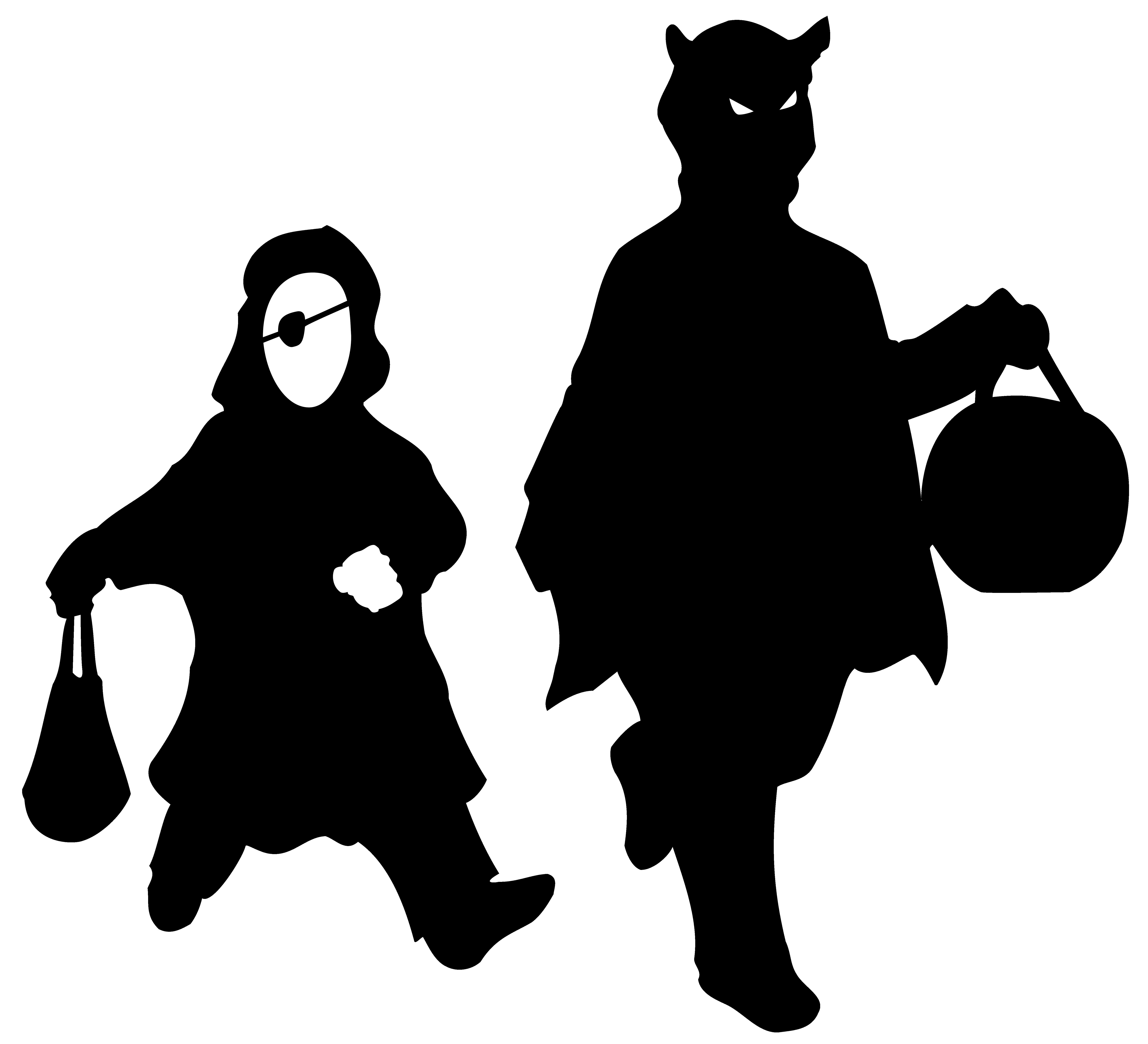 Shadows clipart #15