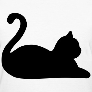 Shadows clipart black cat Online T Shirts Shirt Shadow