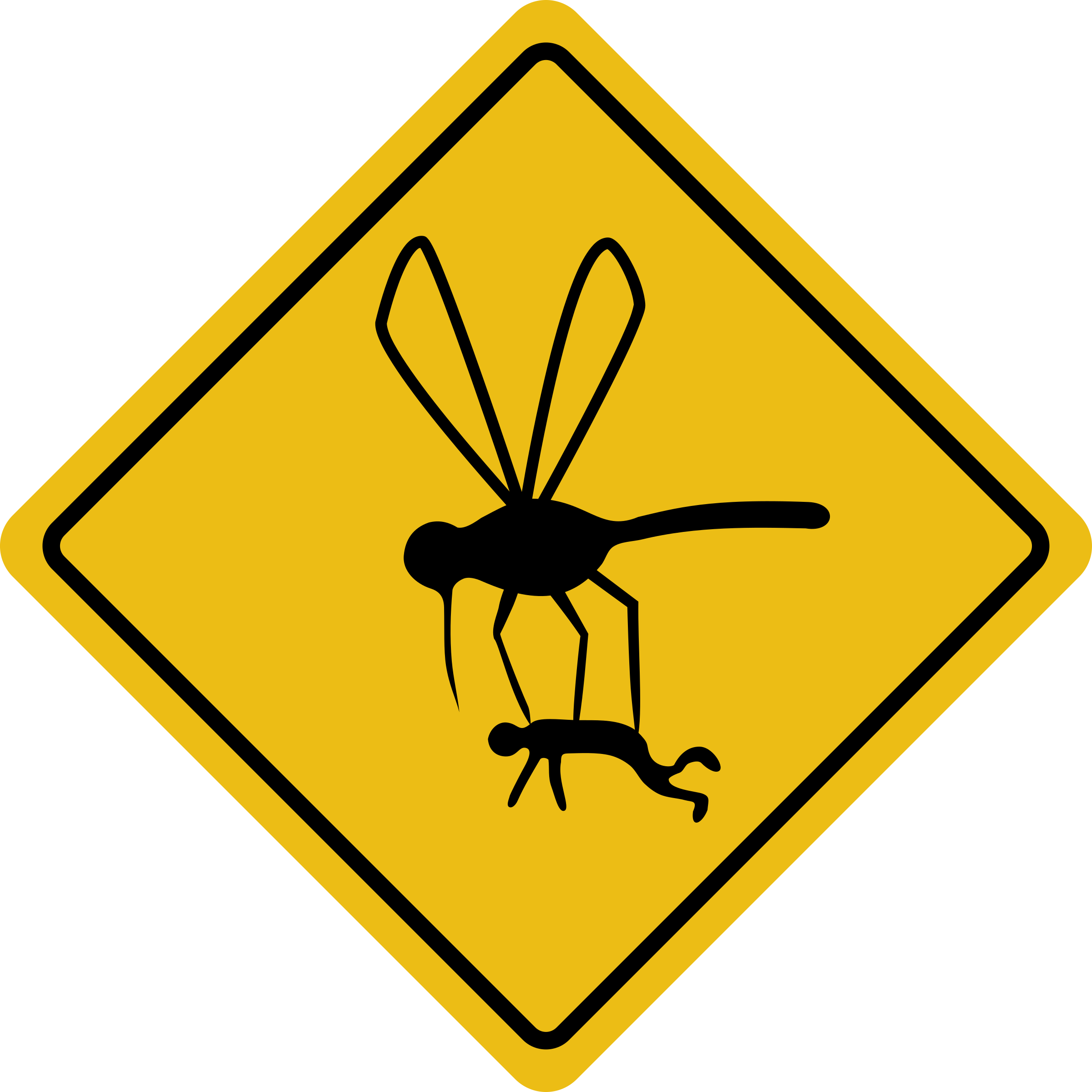 Shadows clipart mosquito Mosquito cliparts Clipart Mosquito hazard