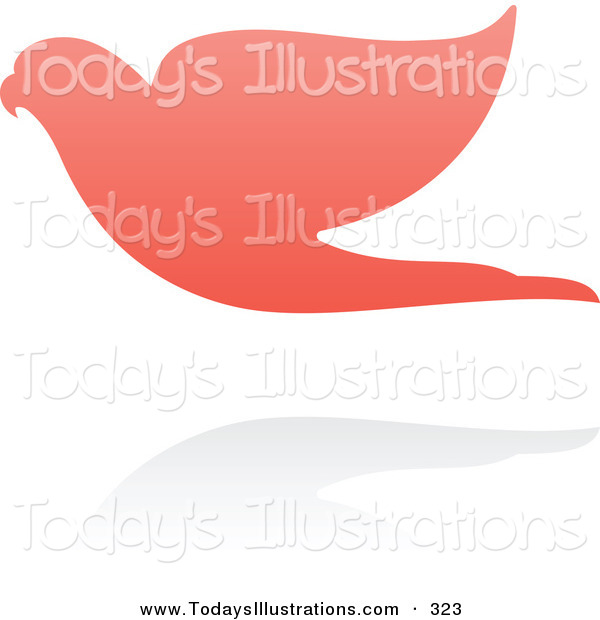 Shadows clipart parrot Logo Icon App or Parrot