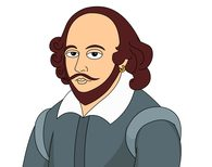 Shakespeare clipart – William Clip Shakespeare Art