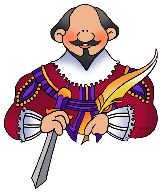 Shakespeare clipart Shakespeare Phillip Art Clip Shakespeare
