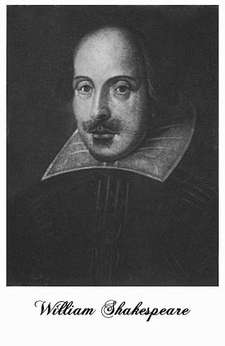 Shakespeare clipart Shakespeare Black And White William  William Shakespeare white)