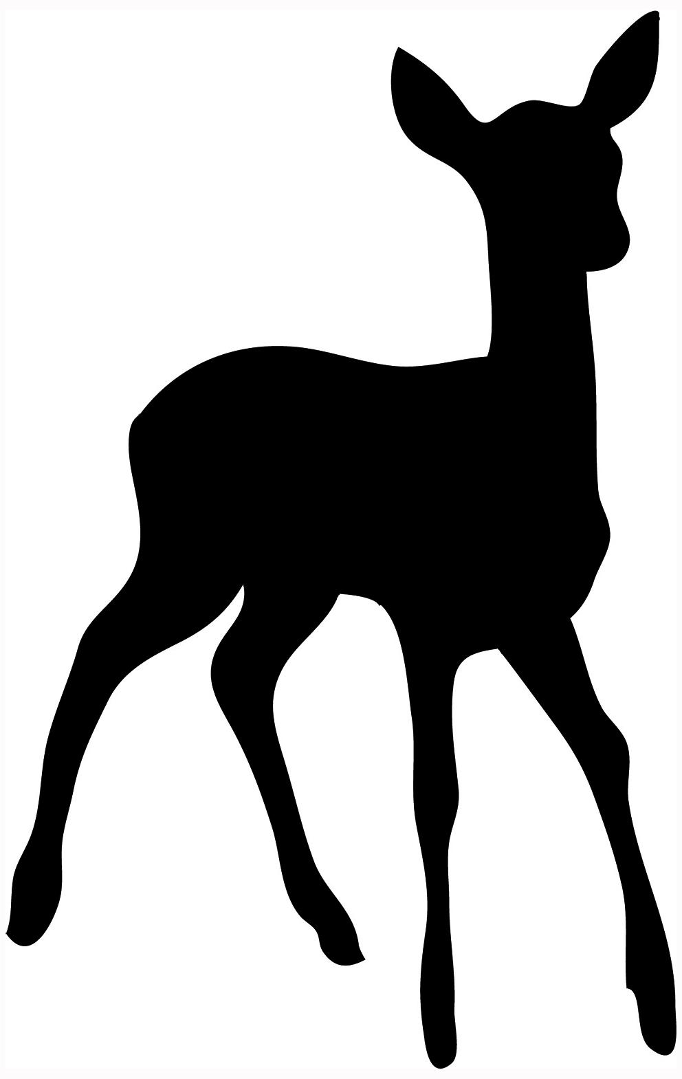 Wildlife clipart silhouette Cutouts Silhouette Art Animal Art