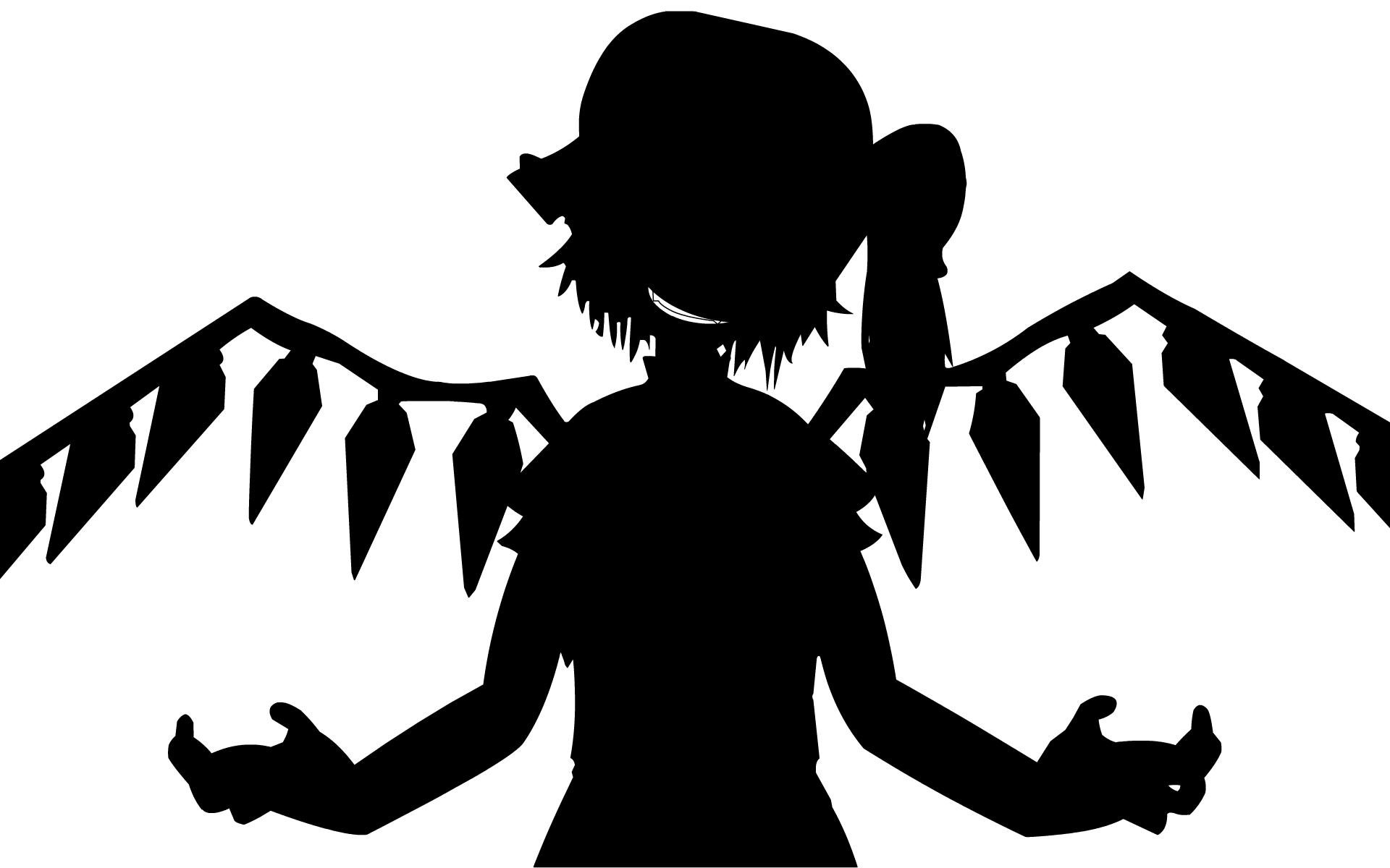 Shadow clipart bad #7