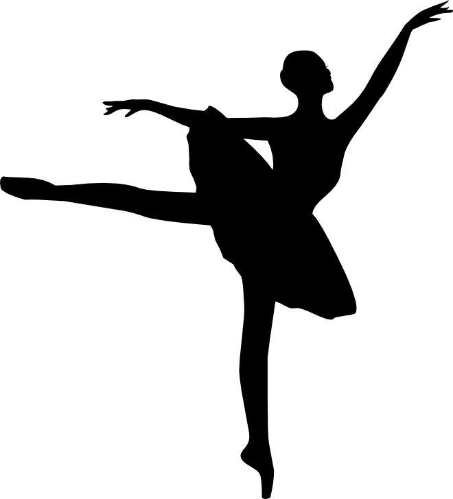 Ballet clipart shadow Ideas Pinterest Ballerina 25+ svg