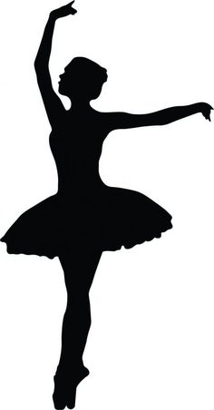 Ballet clipart shadow This Decals Hey Decal Custom