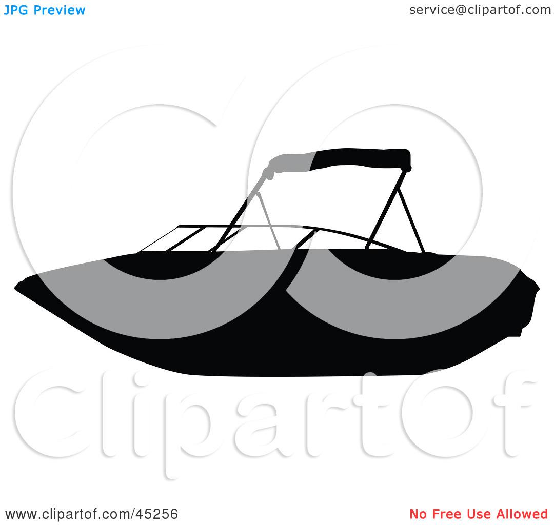 Shaow clipart boat Fishing Art Free Panda Silhouette
