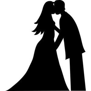 Country clipart bride and groom Clipart groom Bride Bride 3