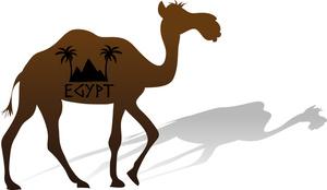Camels clipart egyptian With Symbols Symbols Art Camel