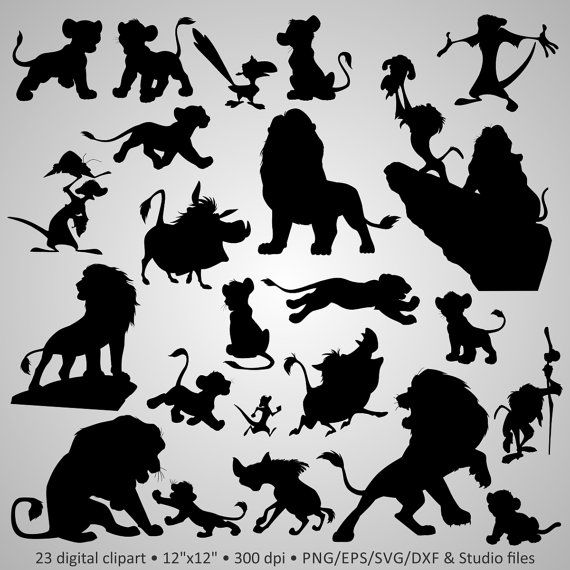 Zebra clipart lion king Silhouette; Free Airplane Clip cliparts