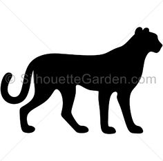 Shaow clipart cheetah The versions free Download versions
