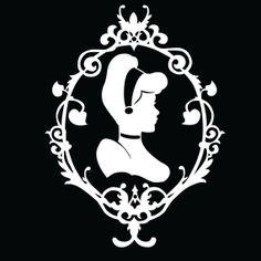 Shaow clipart cinderella 236x236 clipart 9KB silhouette vinyl