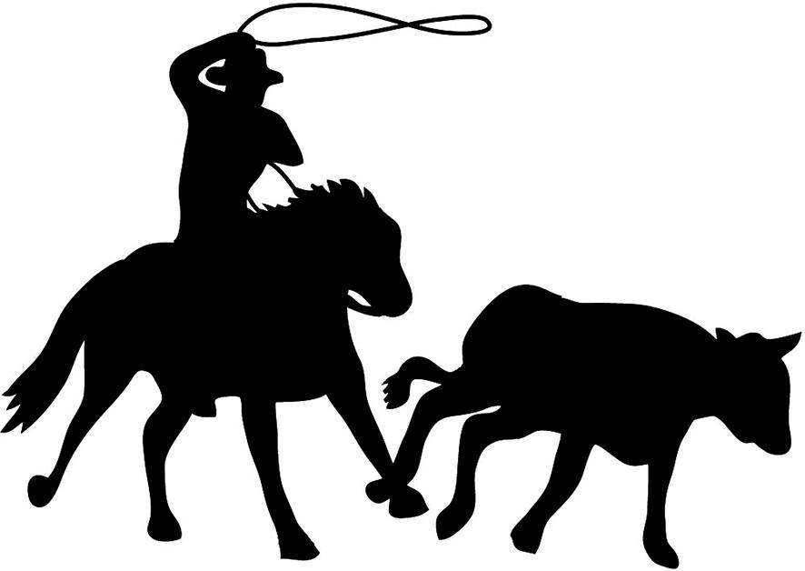 Shadows clipart cowboy Cowboy 886x628 clipart Showing posts