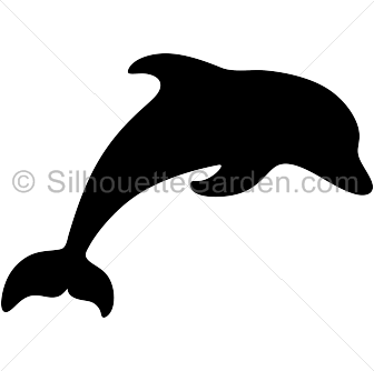 Shaow clipart dolphin Download of art clip art