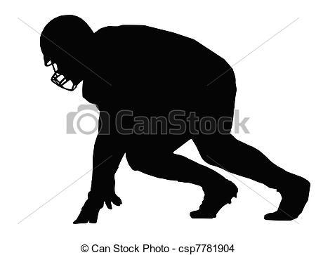 Football clipart silhouette Football Football Clip Silhouette Library