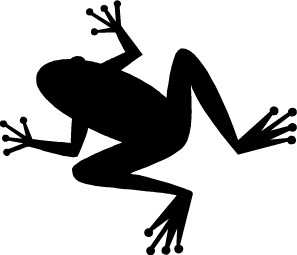Shaow clipart frog Panda Toad White And toad%20clipart%20black%20and%20white