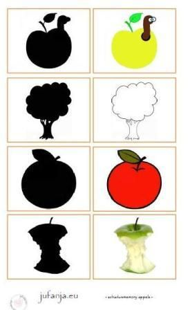 Shadow clipart fruit #8